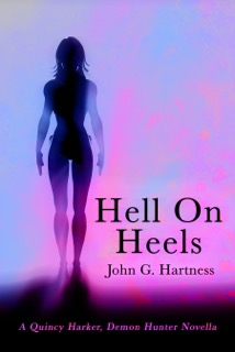 Hell on Heels Cover