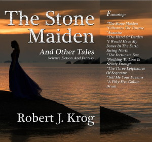 Stone Maiden Front Cover