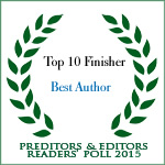 top10author  2nd place  P&E2016